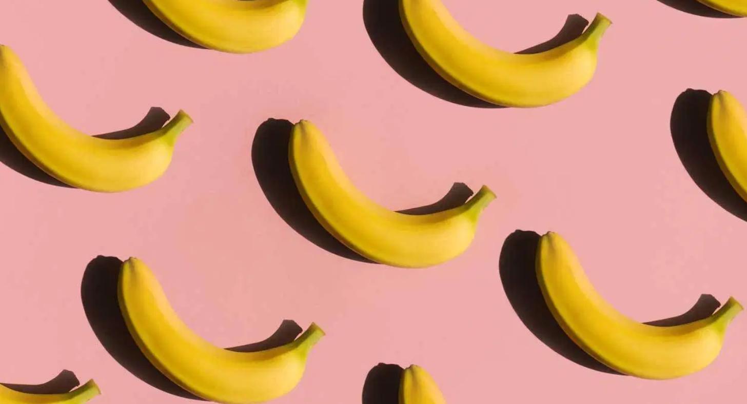 Que de bananes!
