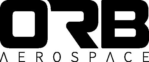 Orb Aerospace Logo Black