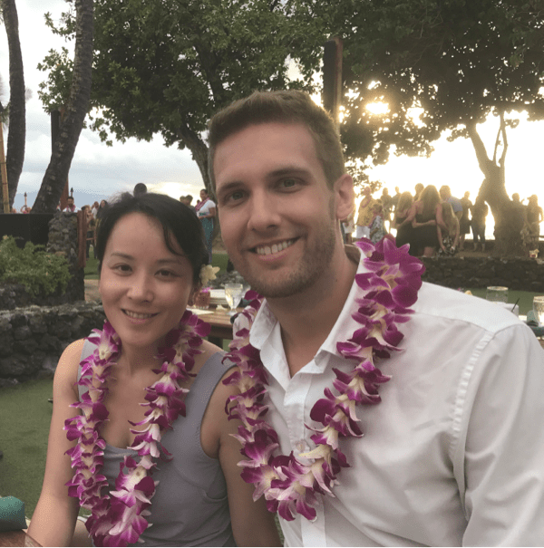 Alan Harder in Hawaii