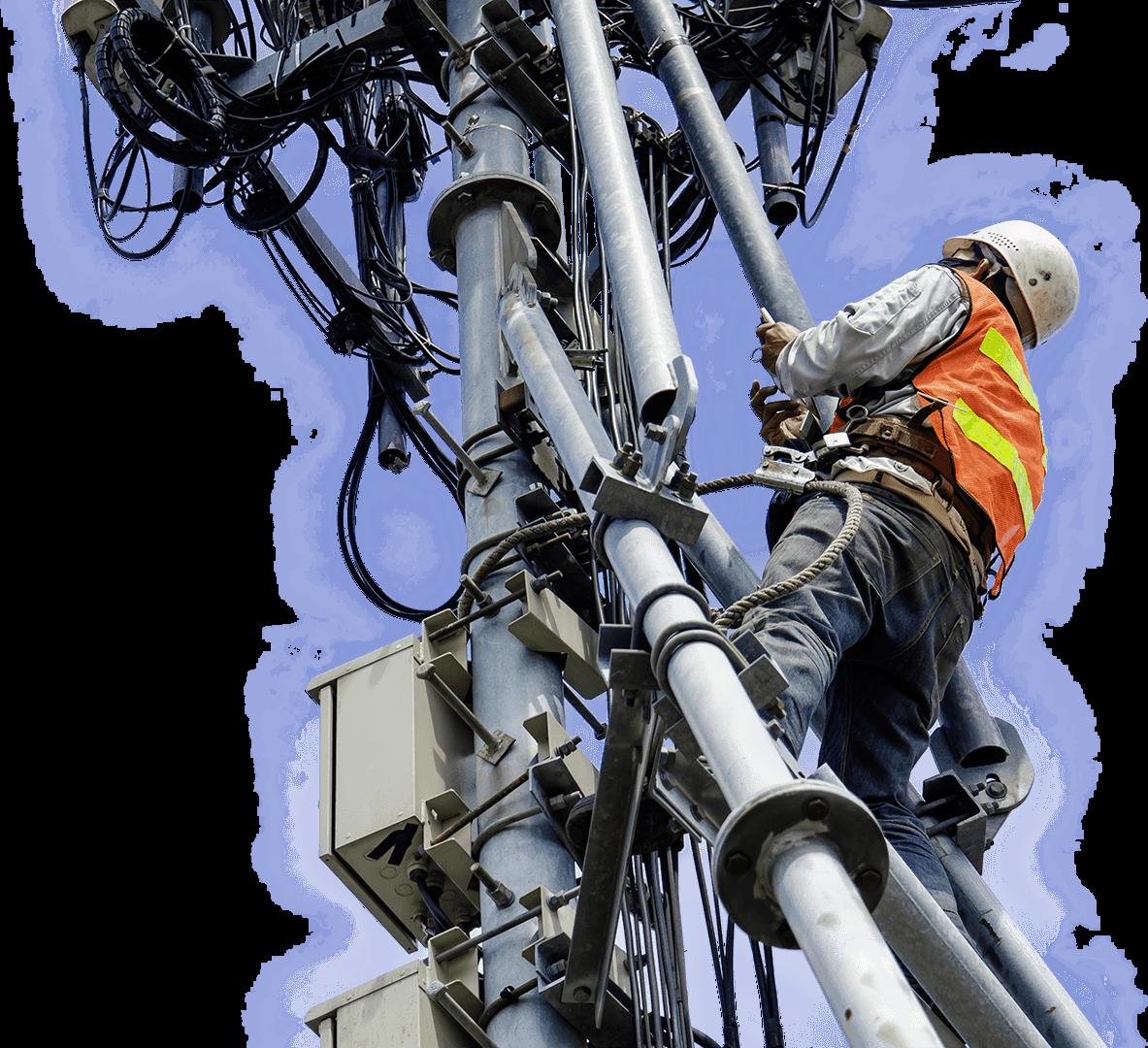 Telekomunikacja - Stimo - Nowoczesne sieci światłowodowe