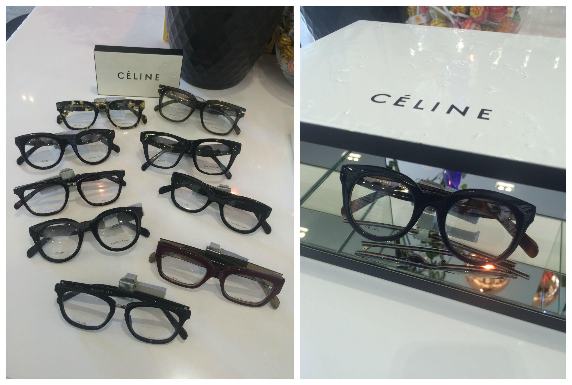 Celine frames at P&C