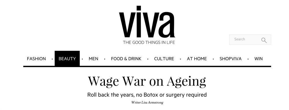 Viva Wage War on Ageing