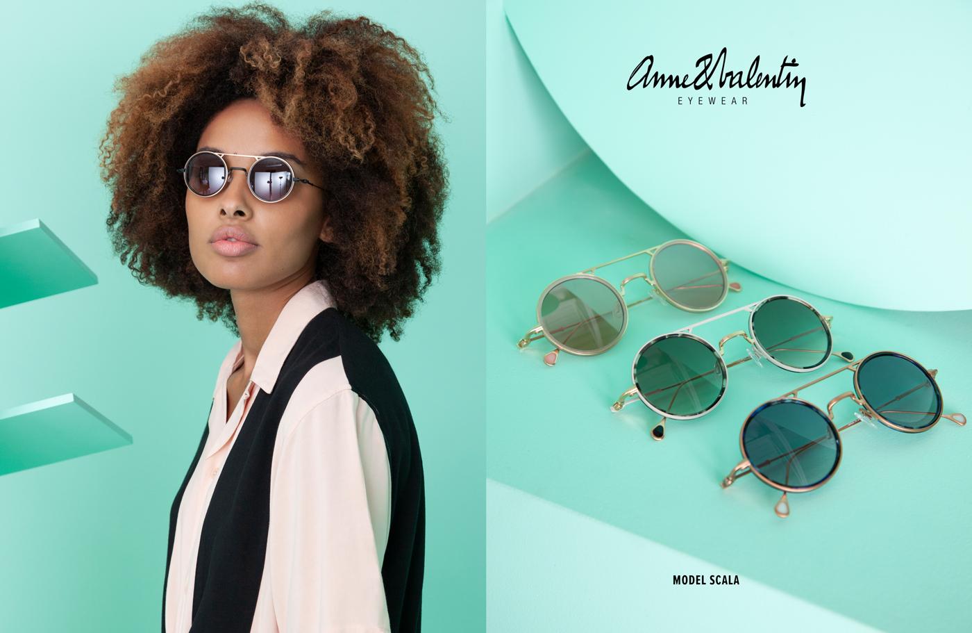 Anne et Valentin key sunglass styles 2021 Collection