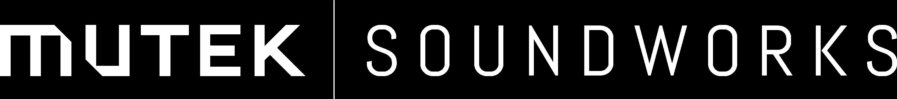 Mutek Soundworks logo