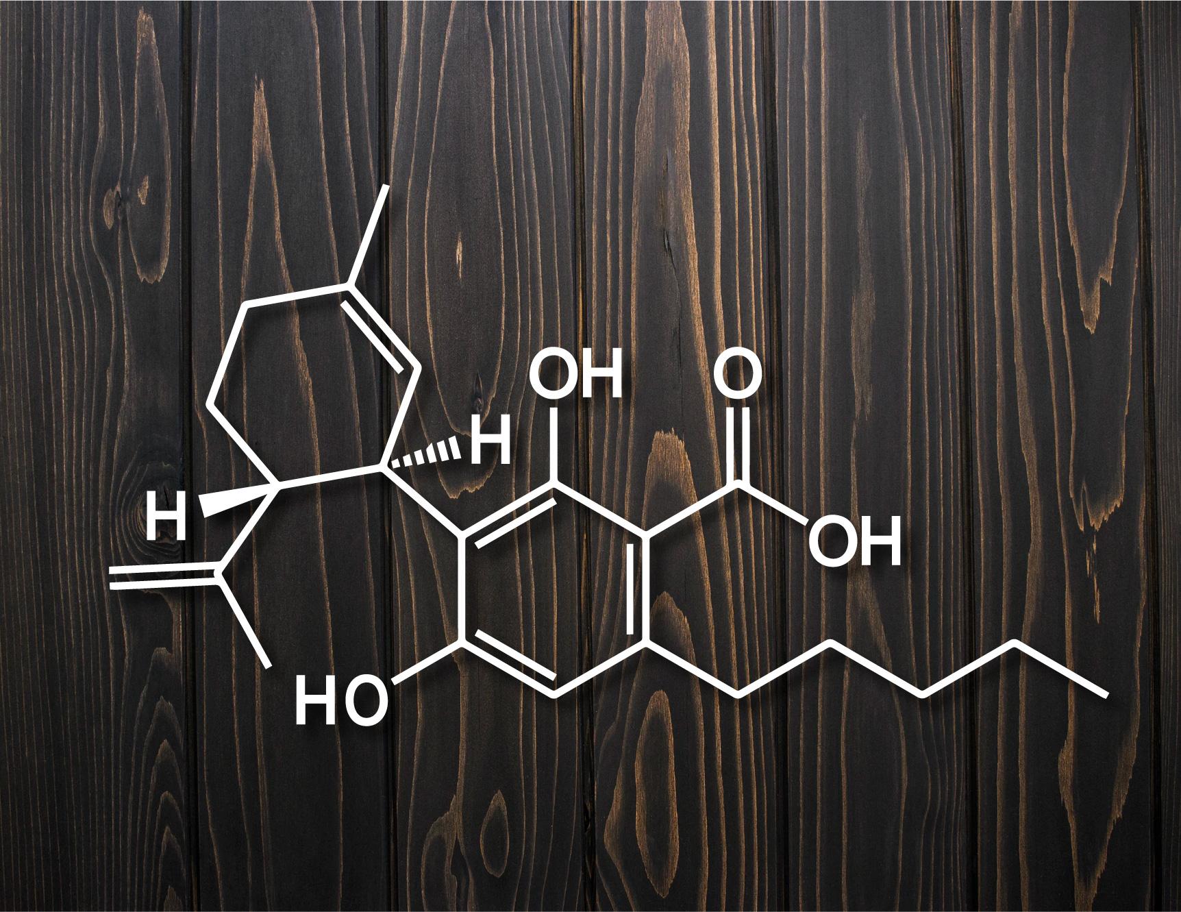 CBDA chemical compound