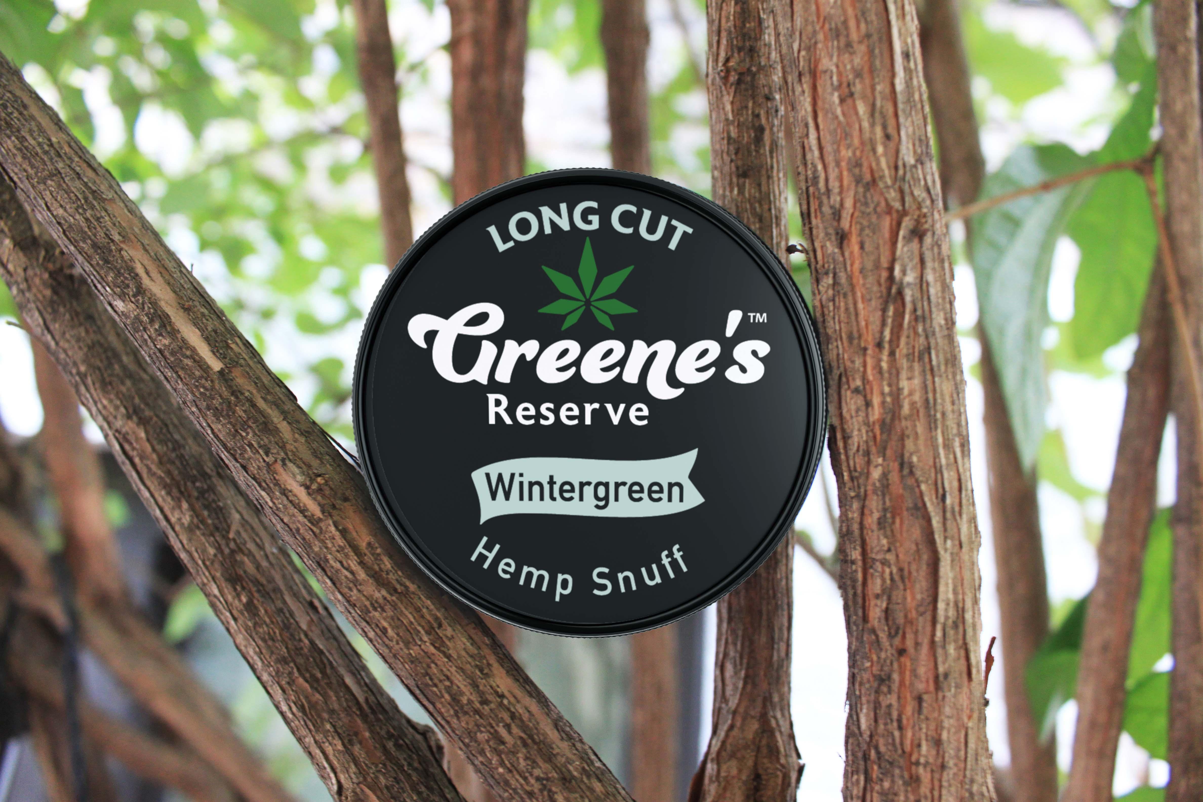 Greene's Reserve Wintergreen