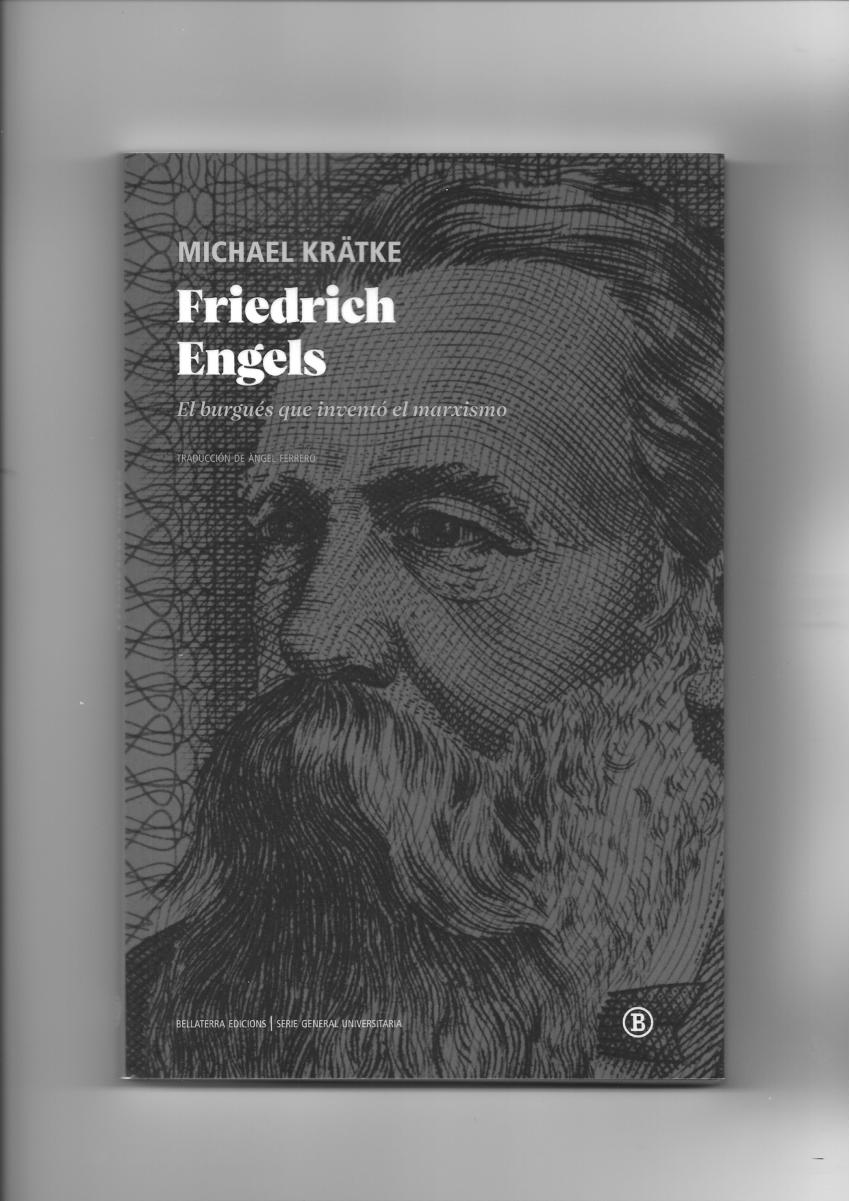 PDF) Friedrich Engels.El burgués que inventó el marxismo
