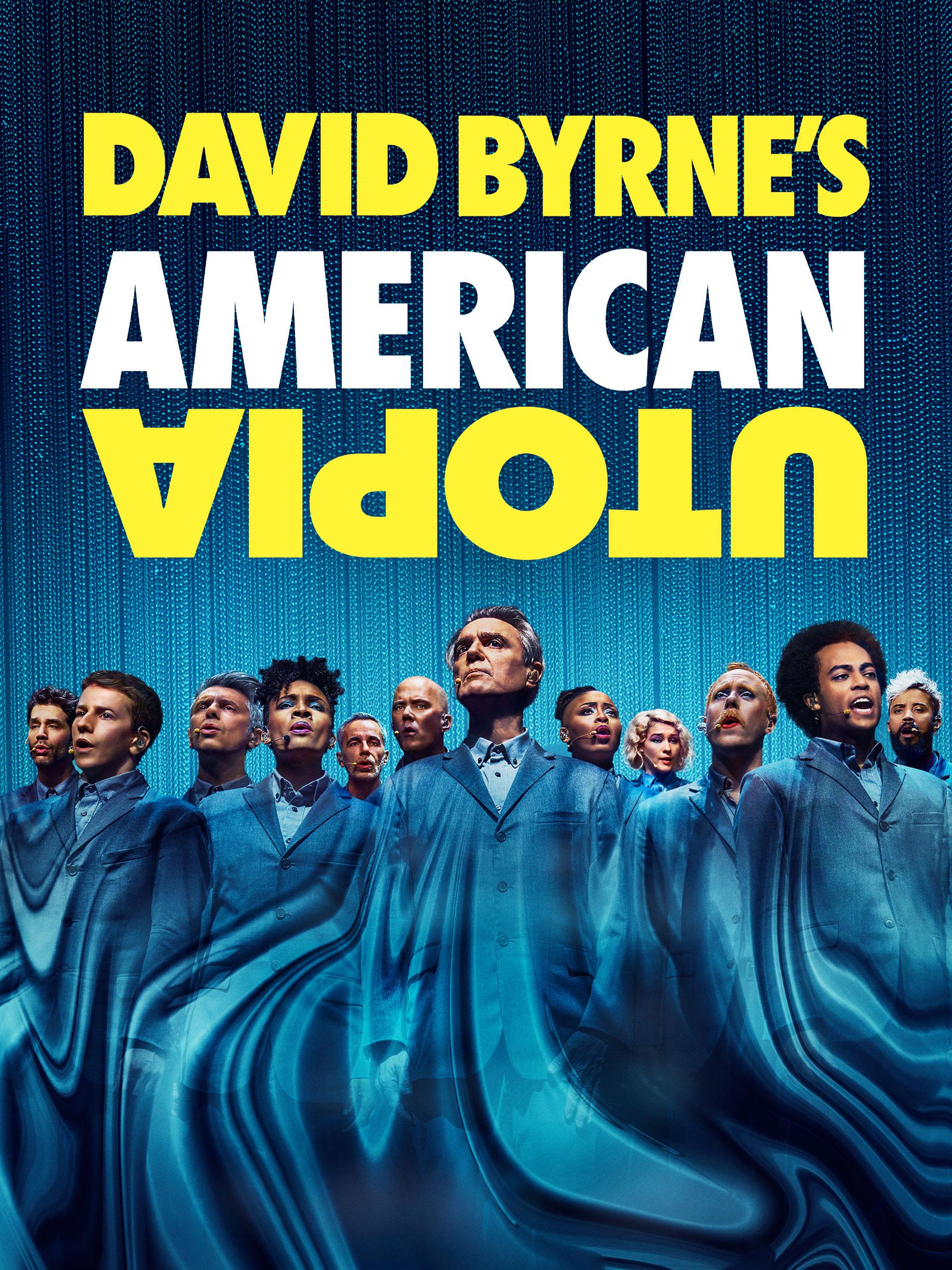 Prime Video: David Byrne's American Utopia