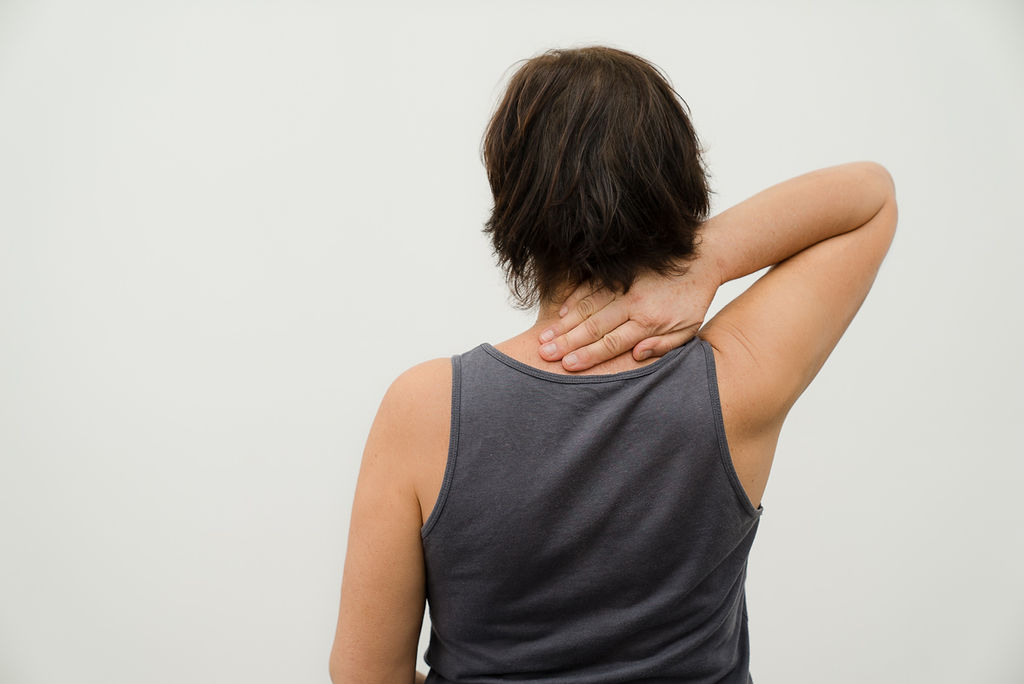 5 most common causes for neck pain