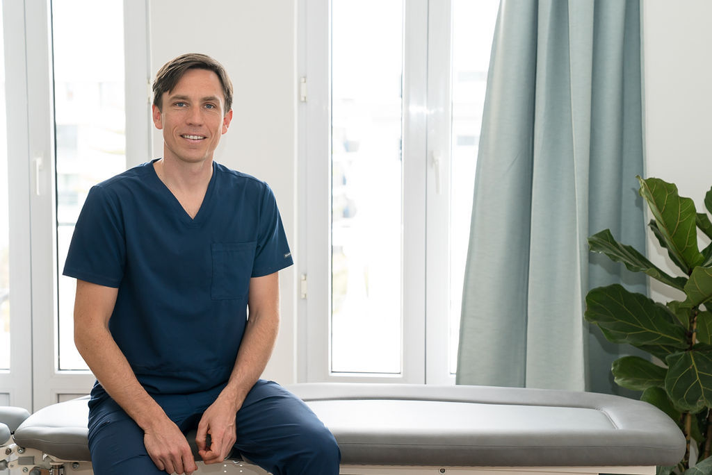 Tobias Osteopath Move Easy Clinic