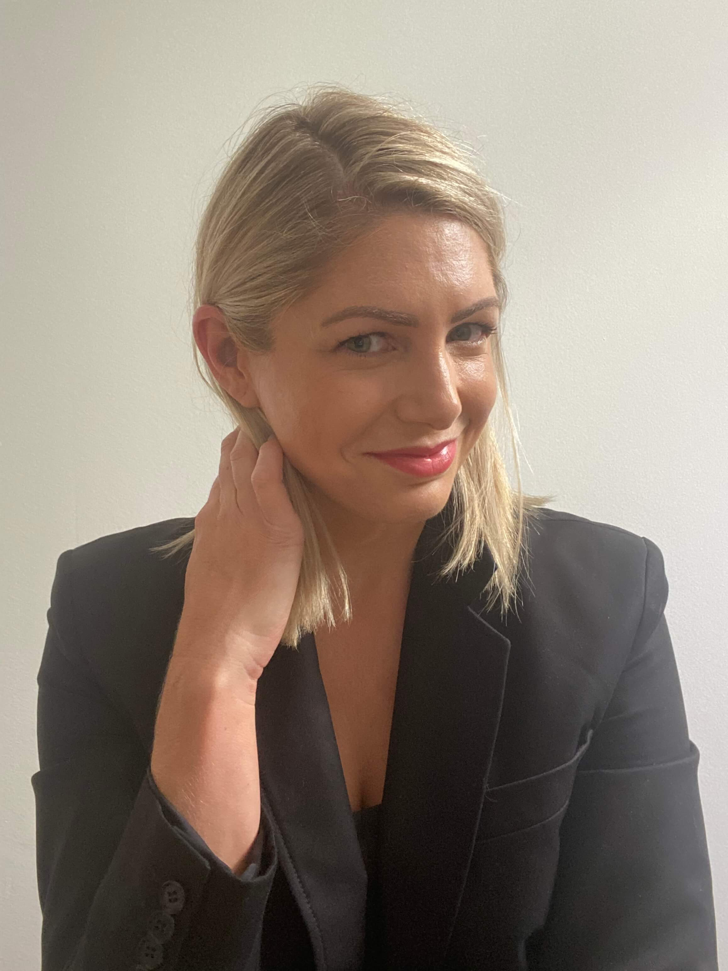 Sarah Townson Headshot Photograph
