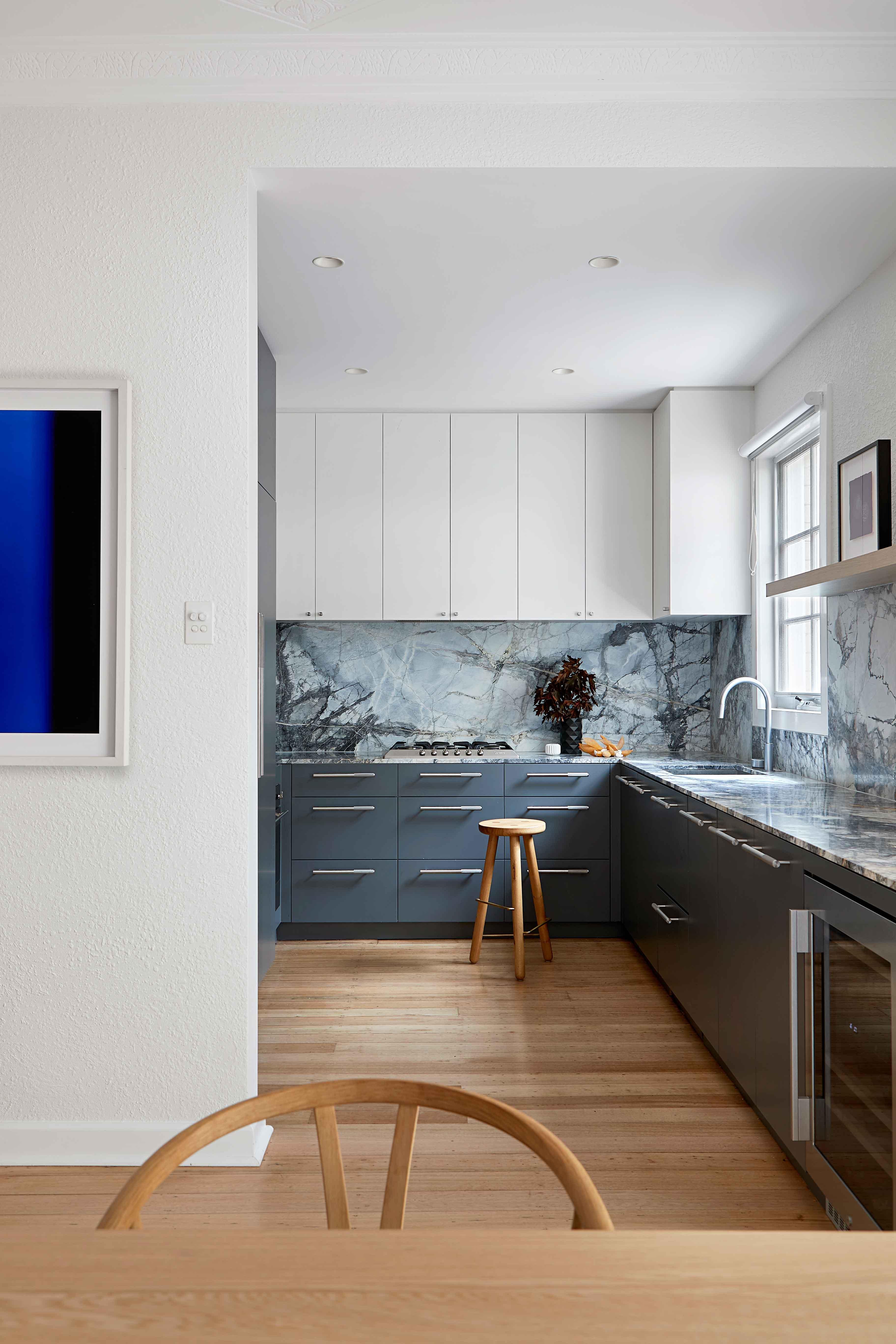 Photo of kitchen interior design by Anthology design practice