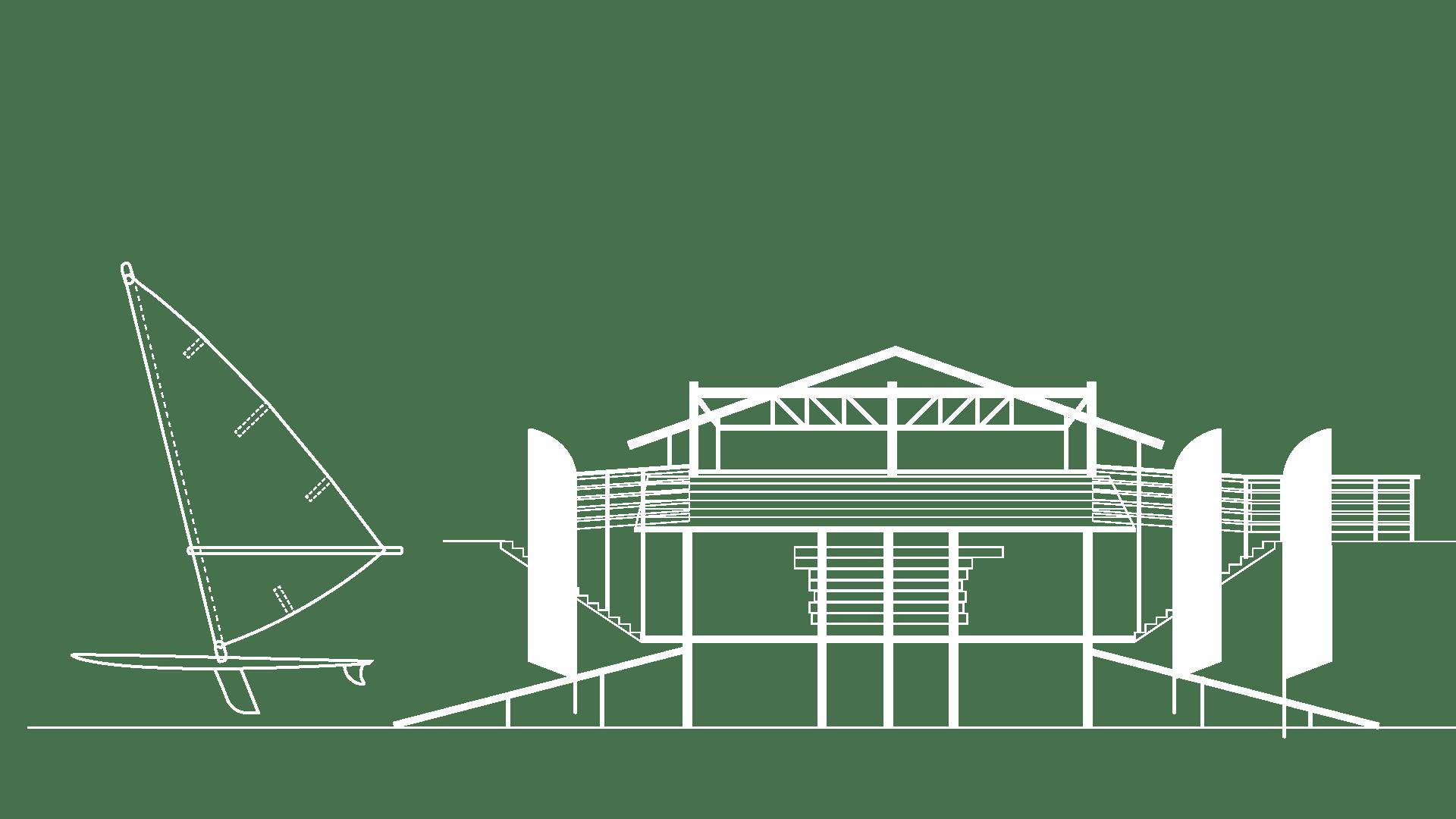 Илюстрация на позиция за брандиране.