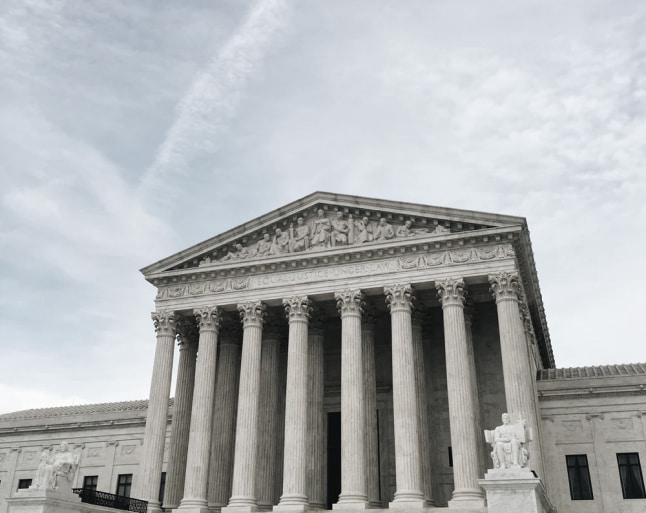 Supreme Court Building of U.S.