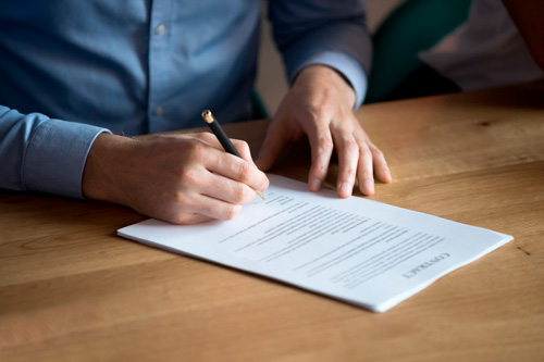 We Can Assist with Various Types of Employment Agreements