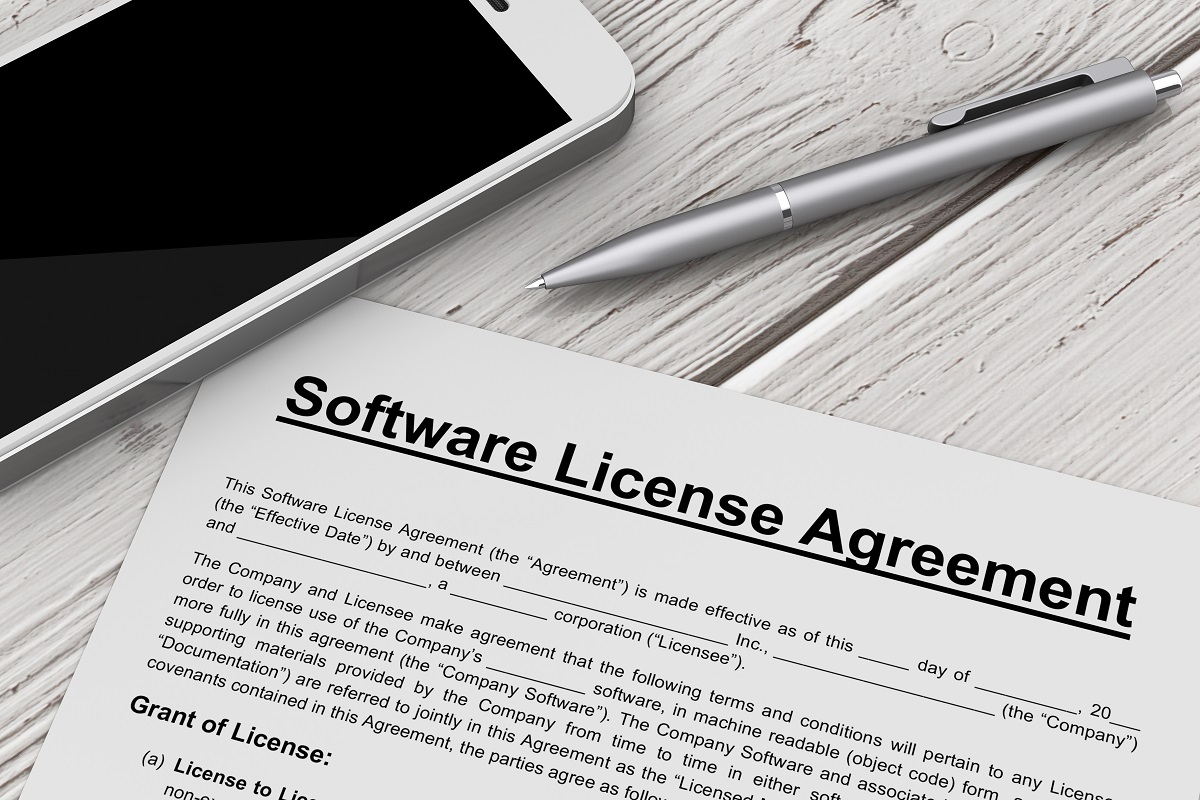 Software License Agreement Purpose