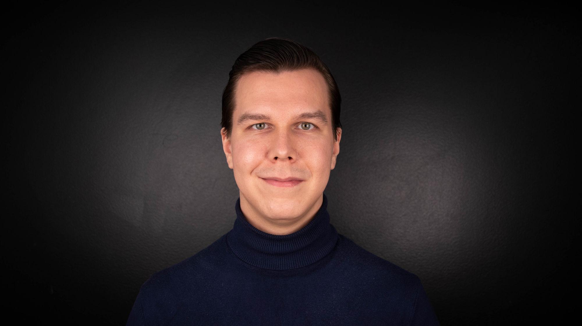 A picture of Kosti Hokkanen