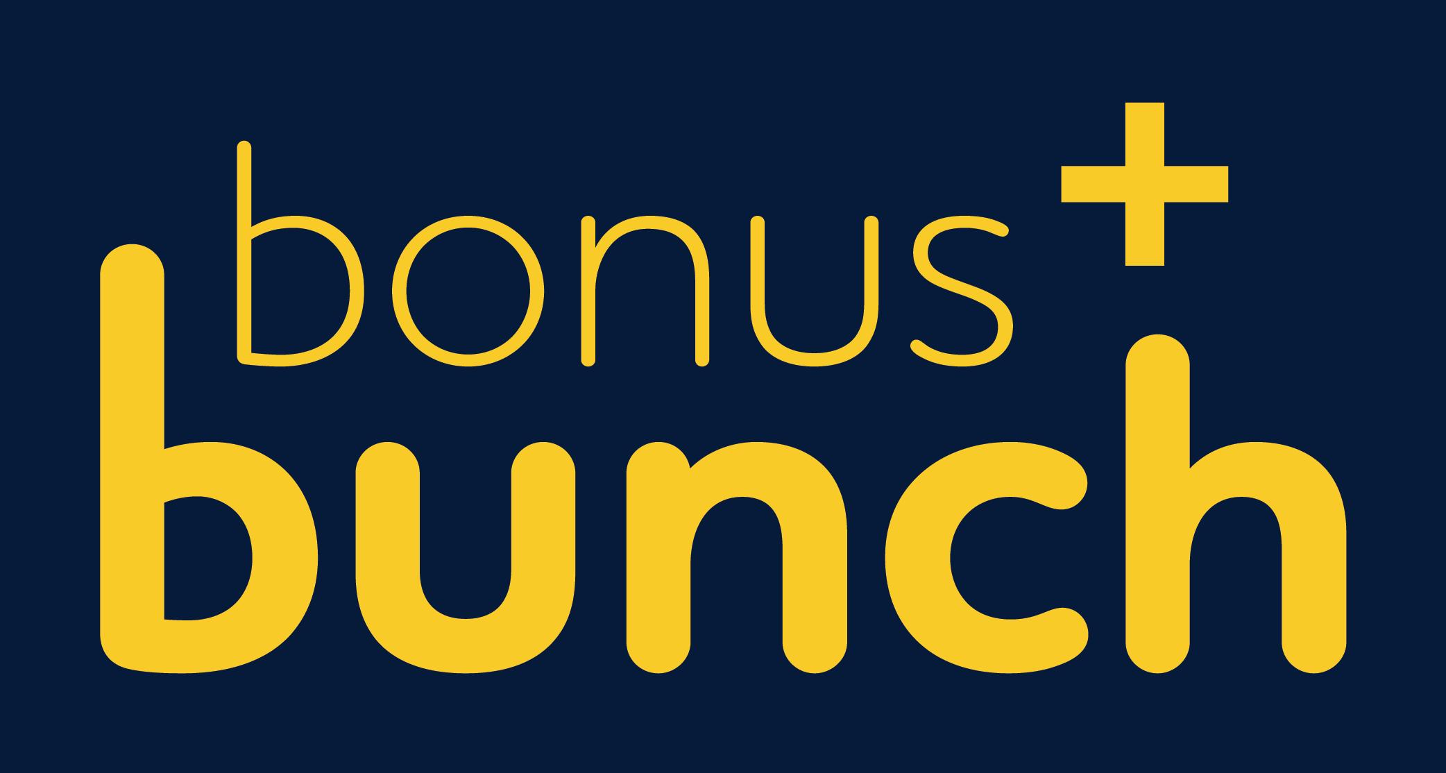 Bonus bunch logo