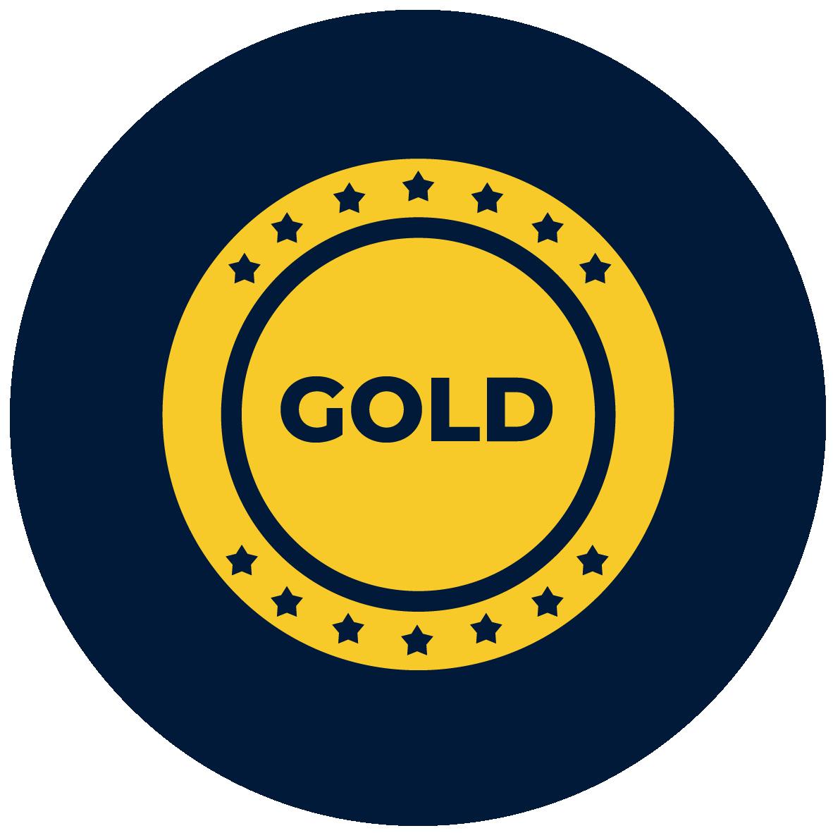 gold coin icon