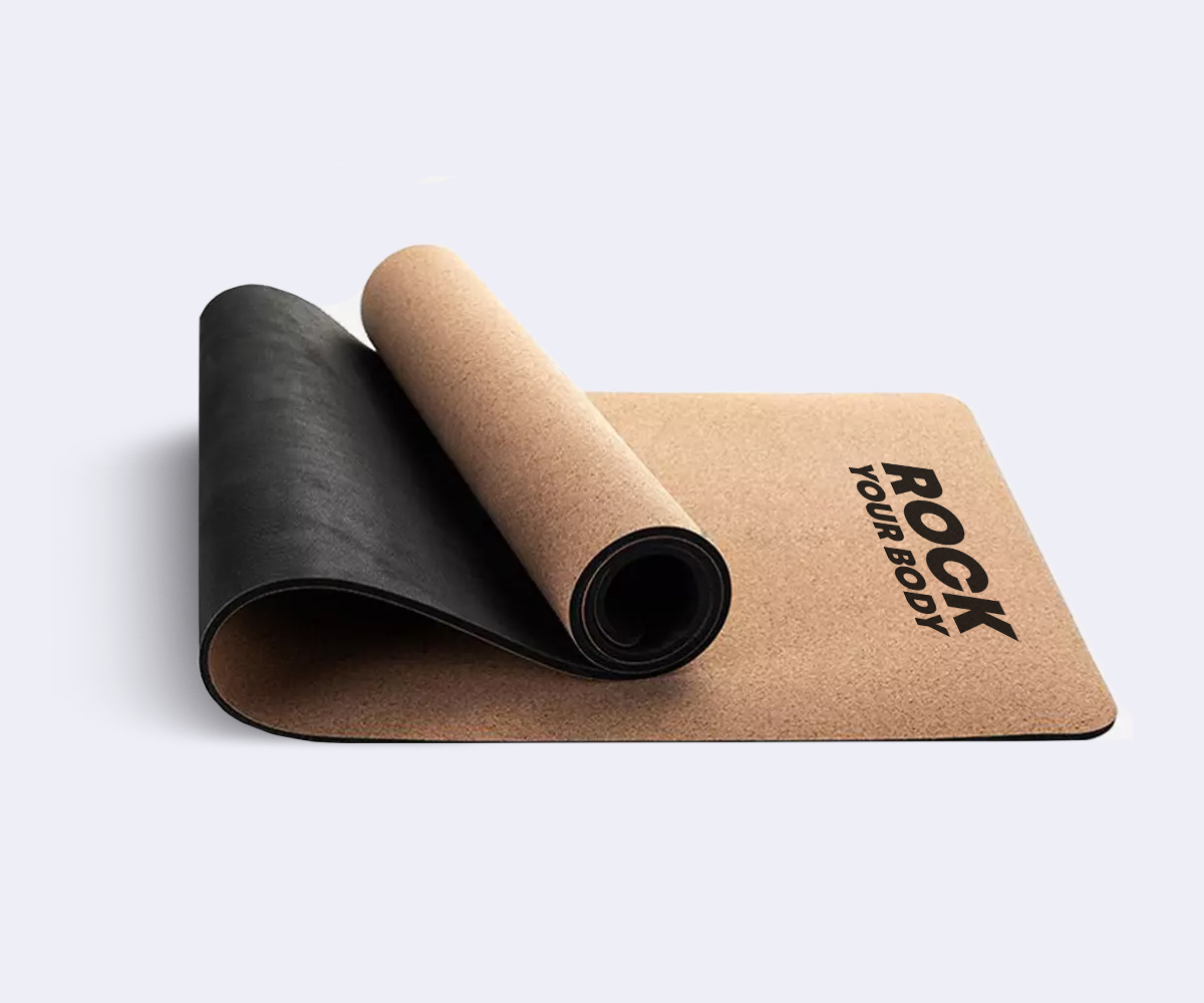 Tapis de Yoga personnalisé  | Pandacola