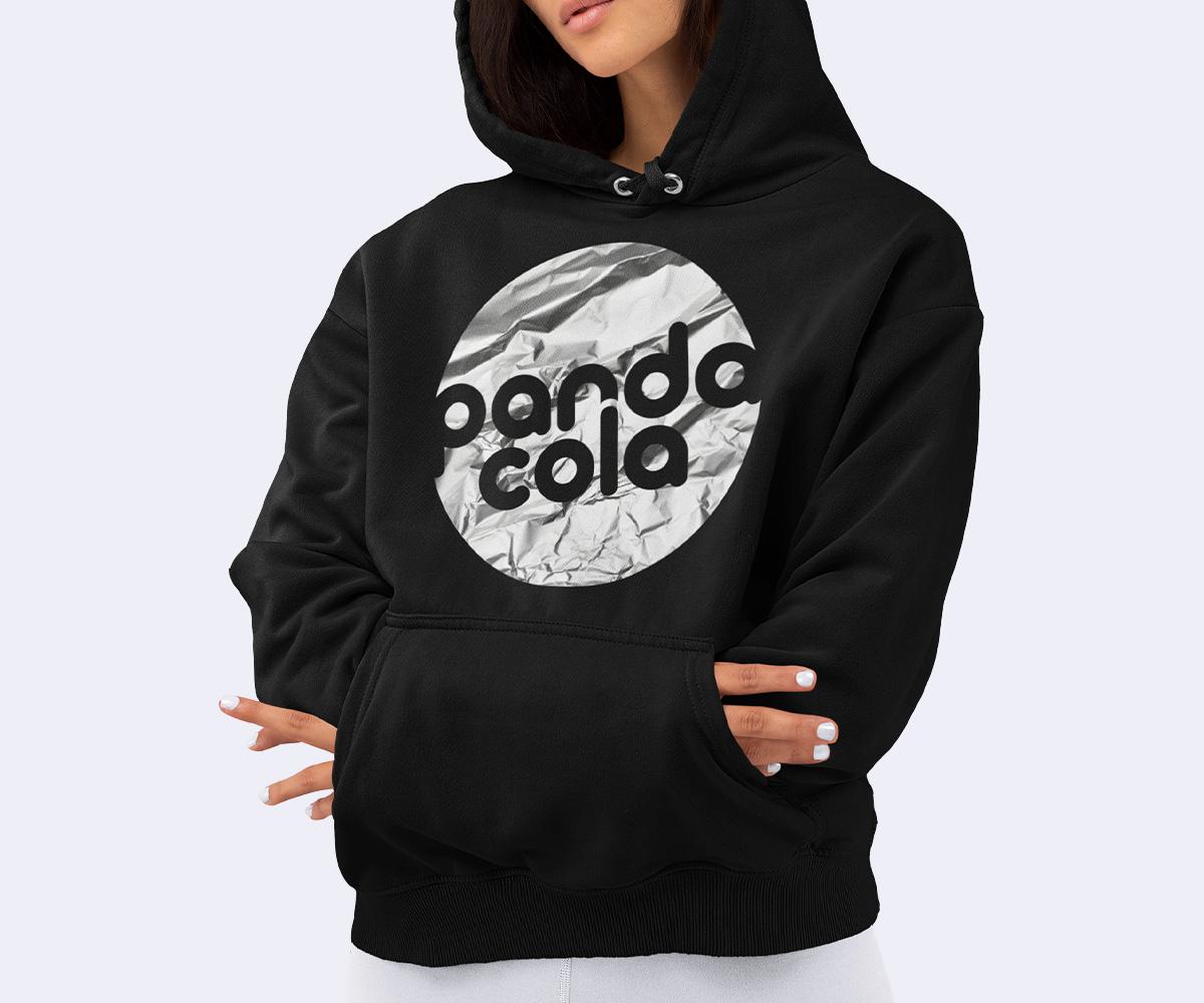Sweat à capuche hoodie personnalisé | Pandacola