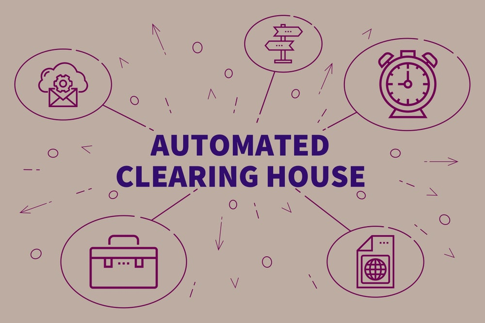 ACH - Automated Clearing House