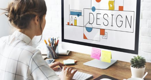 Creating your own design on the software solution