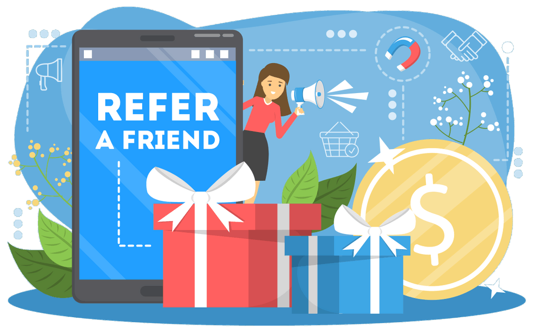 free referral program