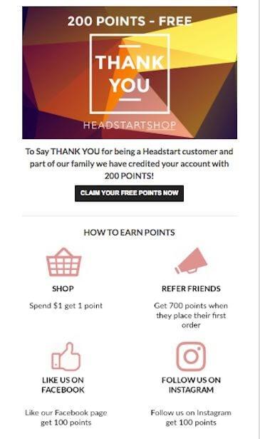 loyalty program automation - loyalty campaign