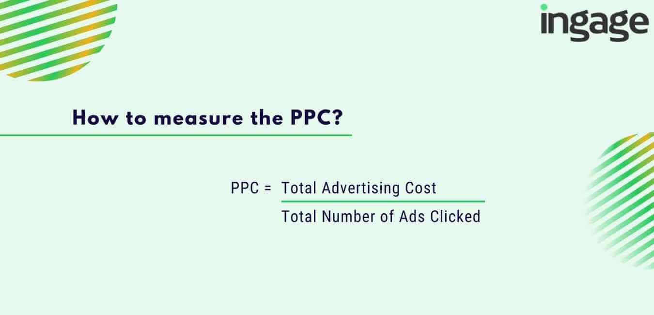 how to measure thr pay per click