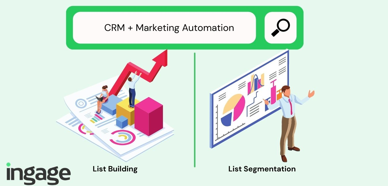 how to integrate crm and marketing automation