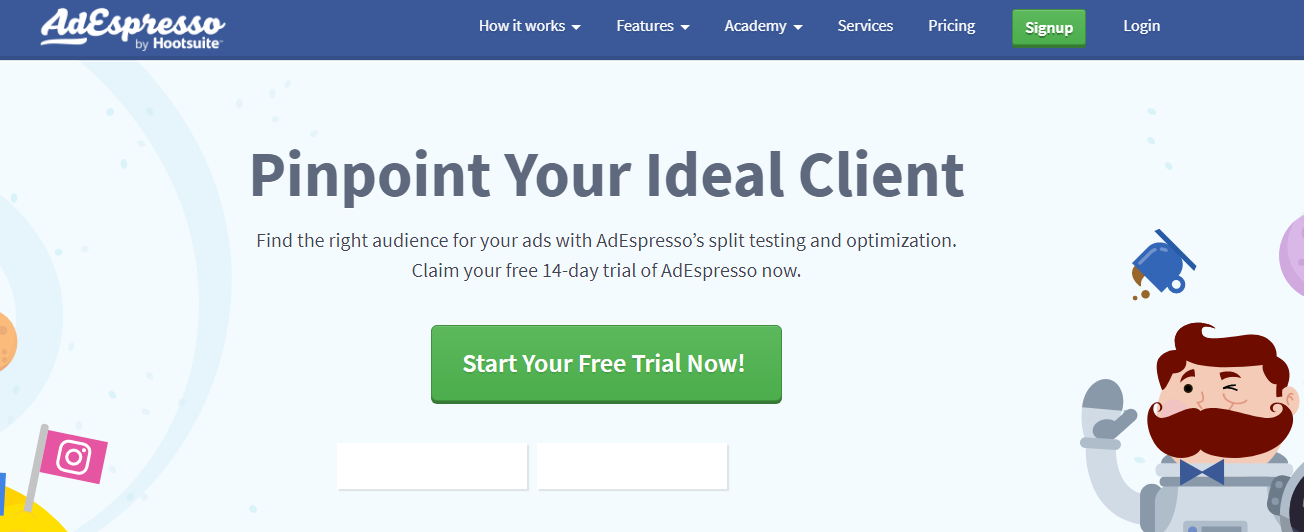Cross Channel Marketing Tool for Advertising - AdEspresso