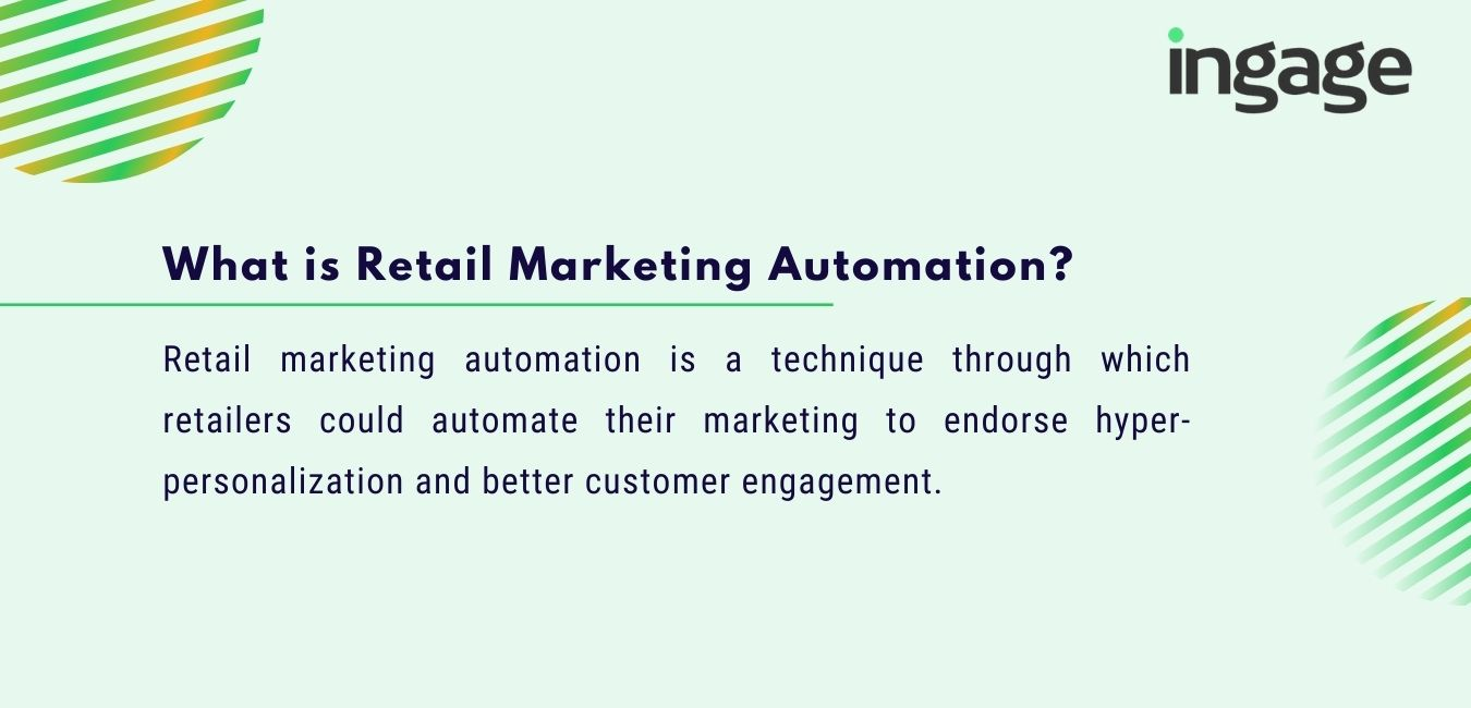 what is retail marketing automation