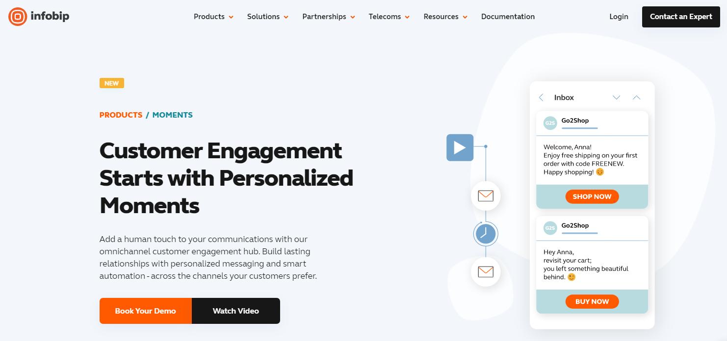 infobip marketing automation