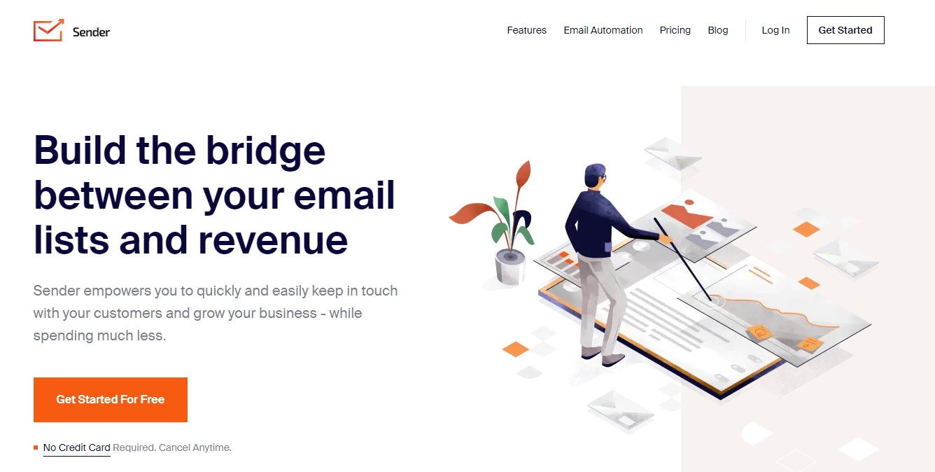 sender email automation