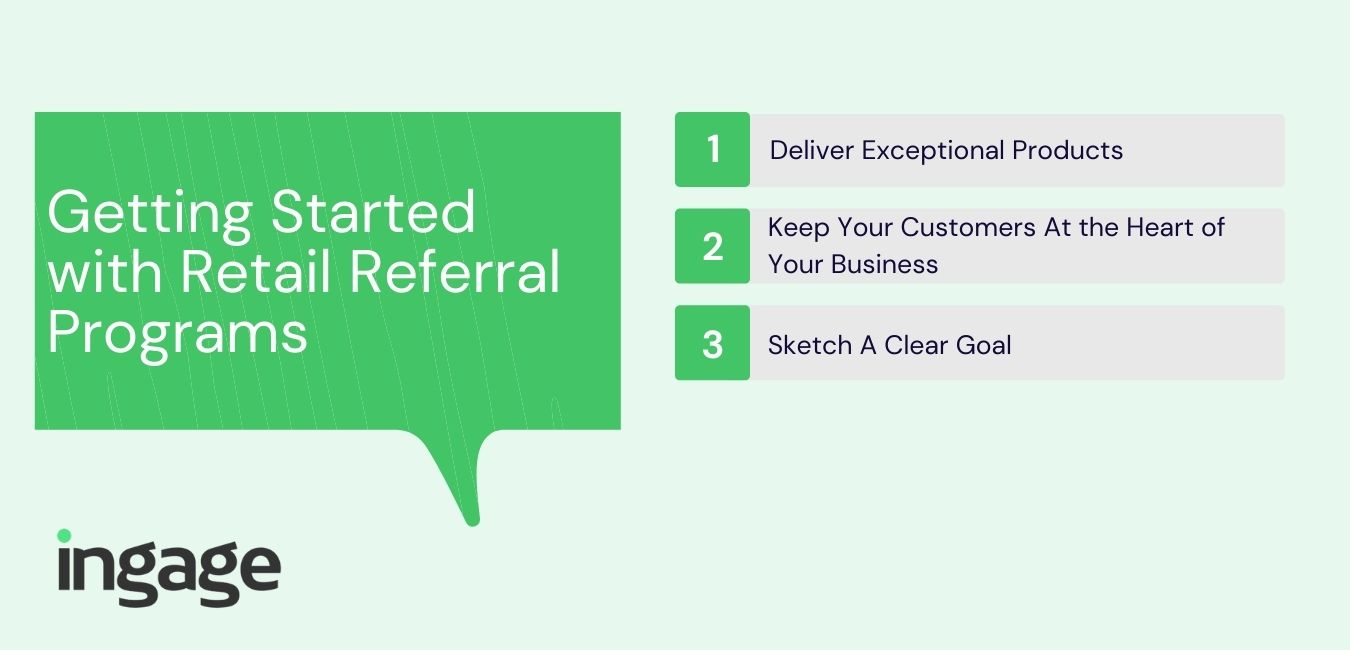 Getting Started with Retail Referral Programs