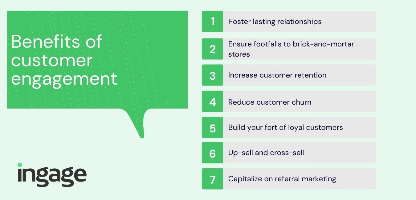 benefits of customer engagement