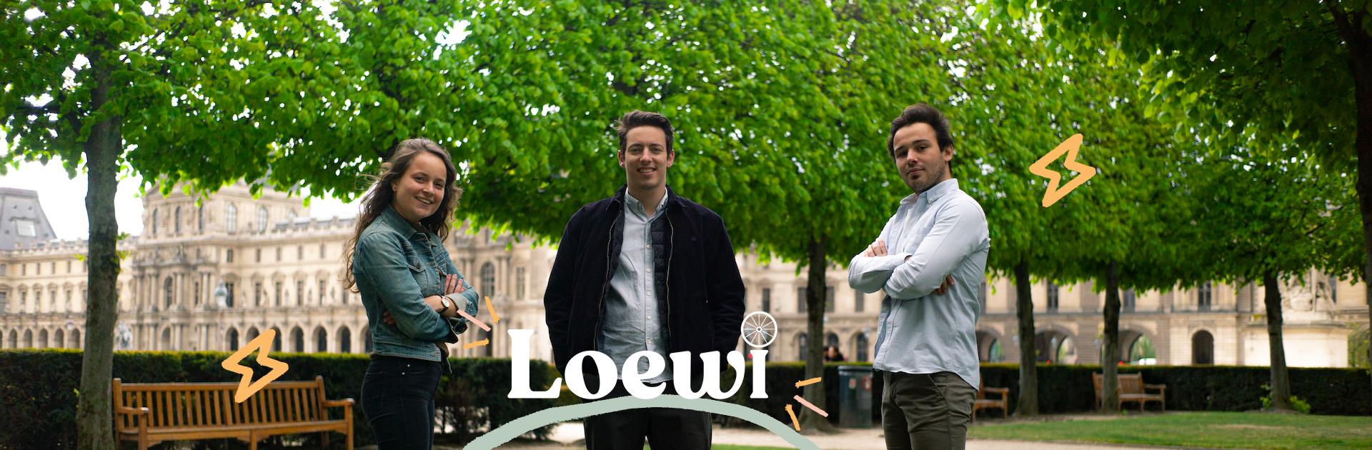 Loewi équipe vision vélo électrique