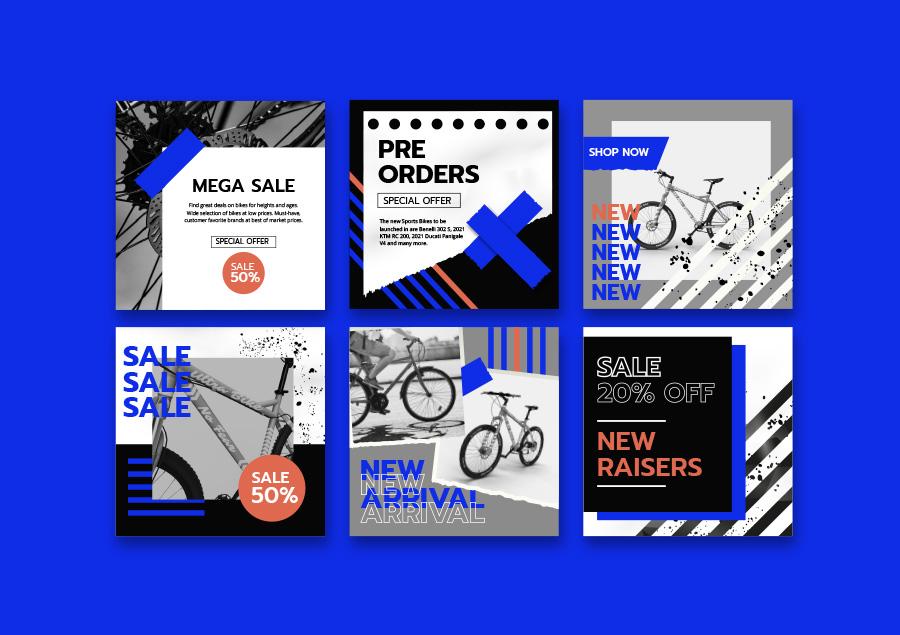 Kinetik Lab Digital Marketing Miami Paid Media Campaign Mockup