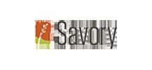Logo Savory