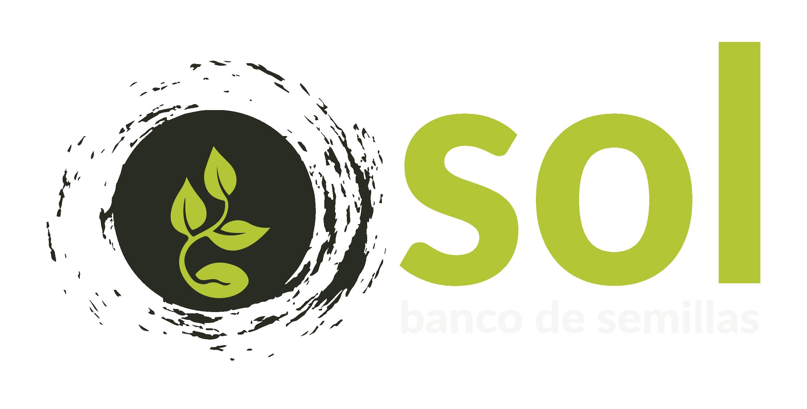 Logo Sol banco de semillas