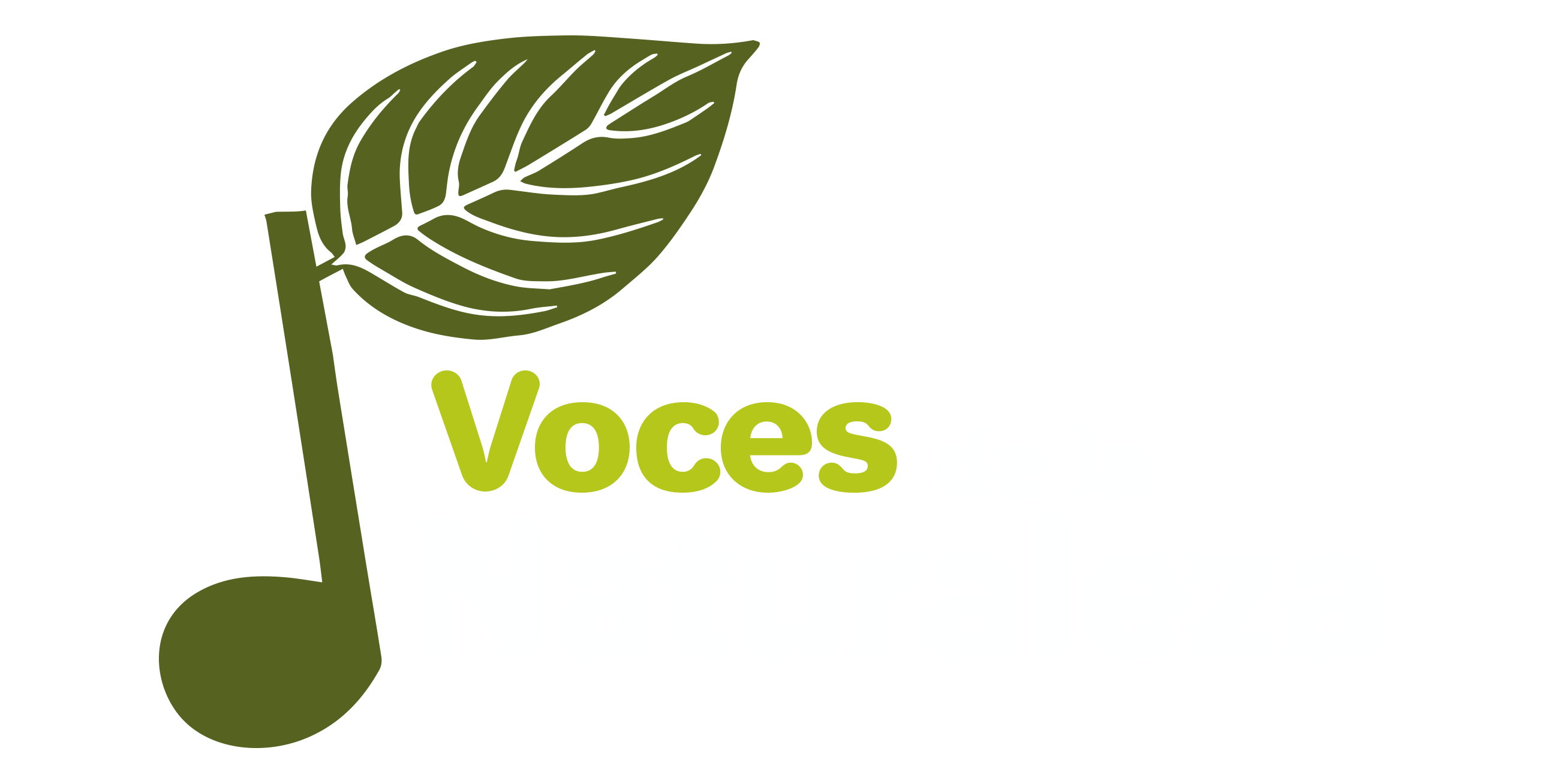 Logo V oces de la Naturaleza