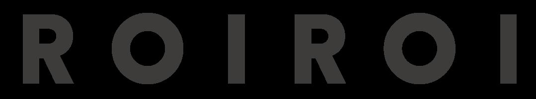 Logo saying ROIROI