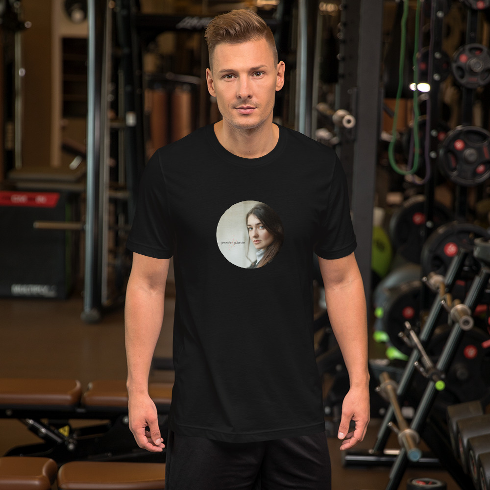 Small voice t-shirt circle (unisex)