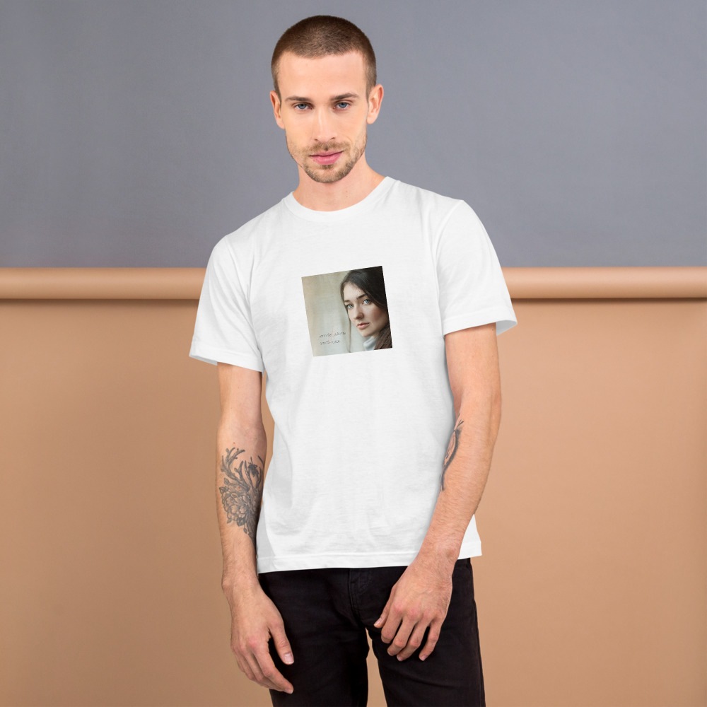 T-shirt Small voice square (unisex)