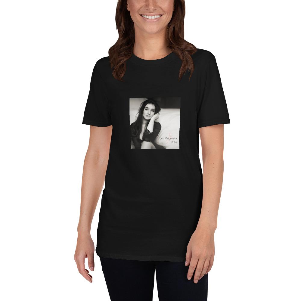 T-shirt I'll be square (unisex)
