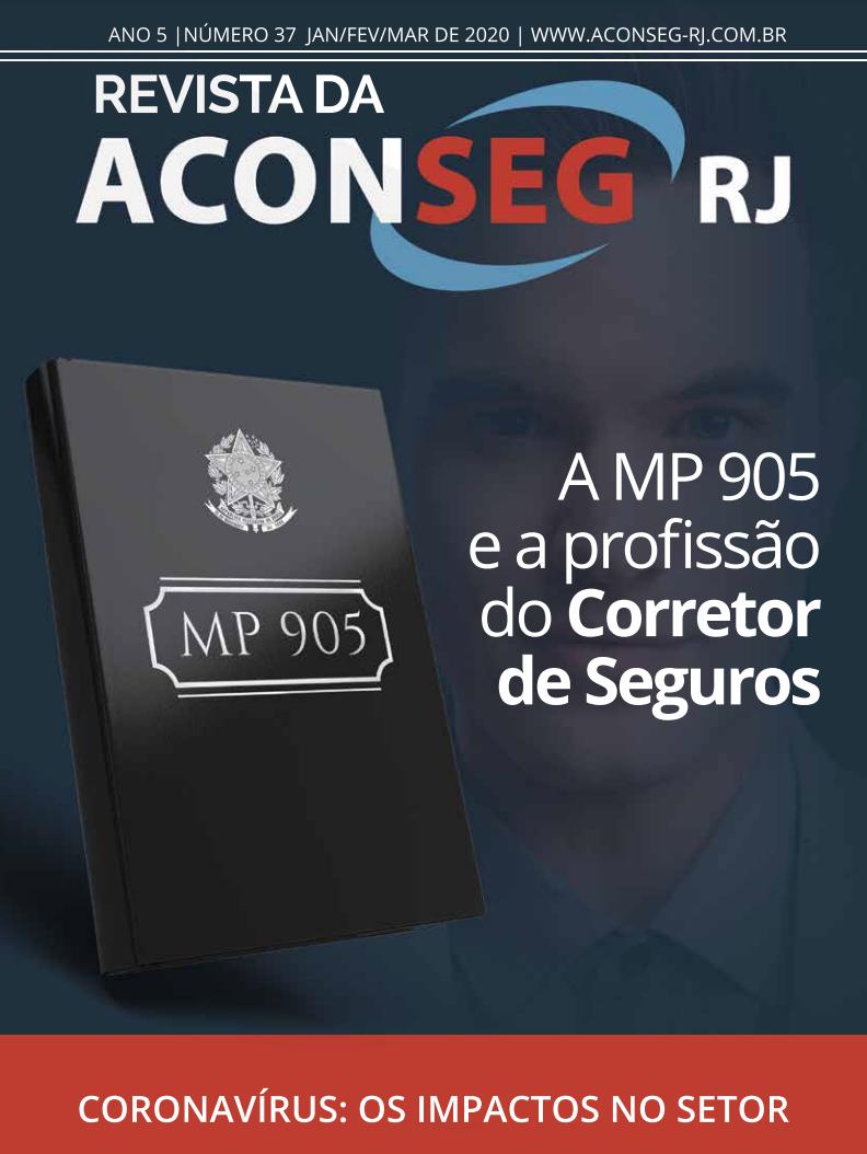 A MP 905 e a profissão do Corretor de Seguros