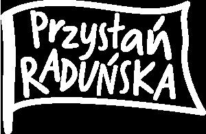 logo przystań raduńska kaszuby