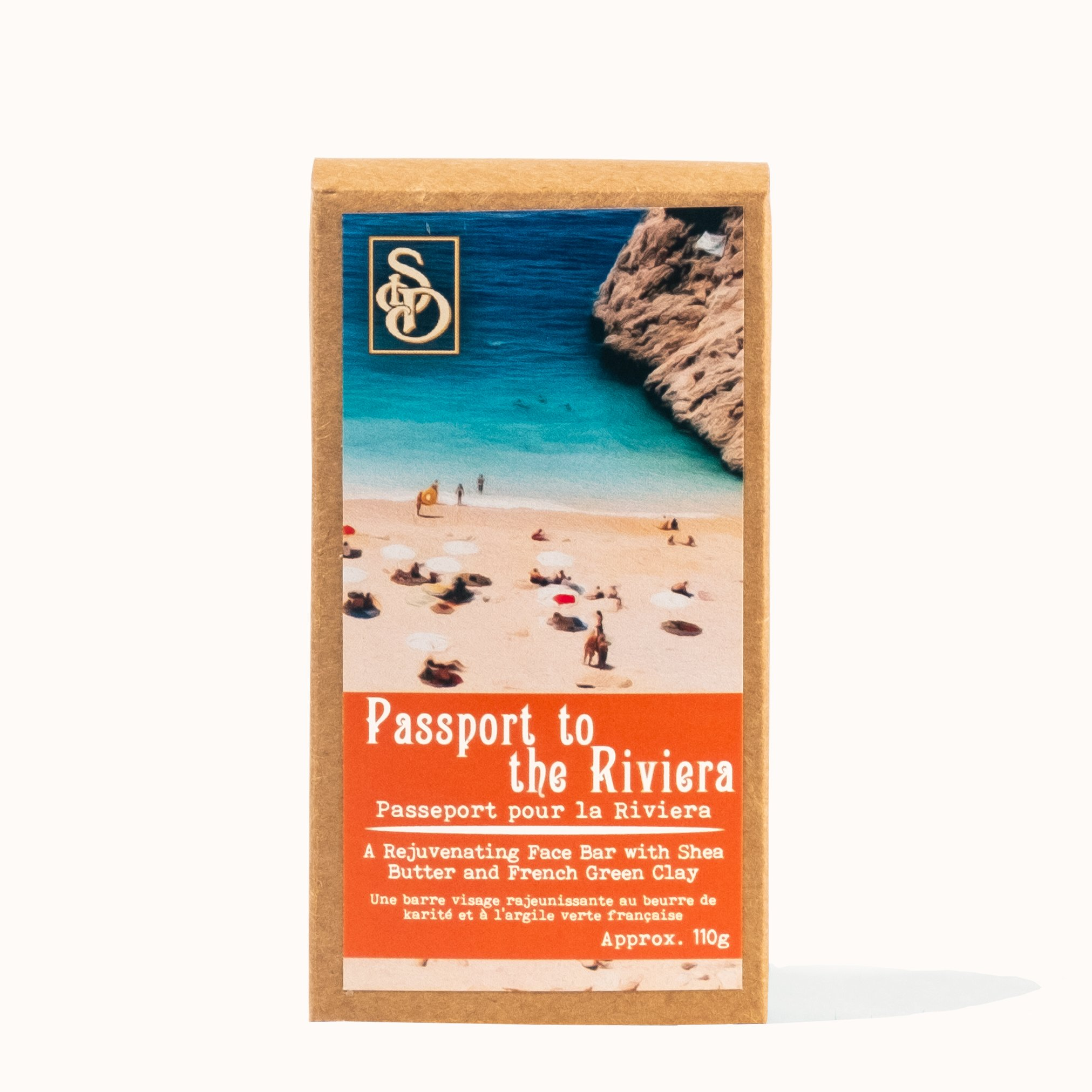 Passport to the Riviera | Facial Cleansing Bar