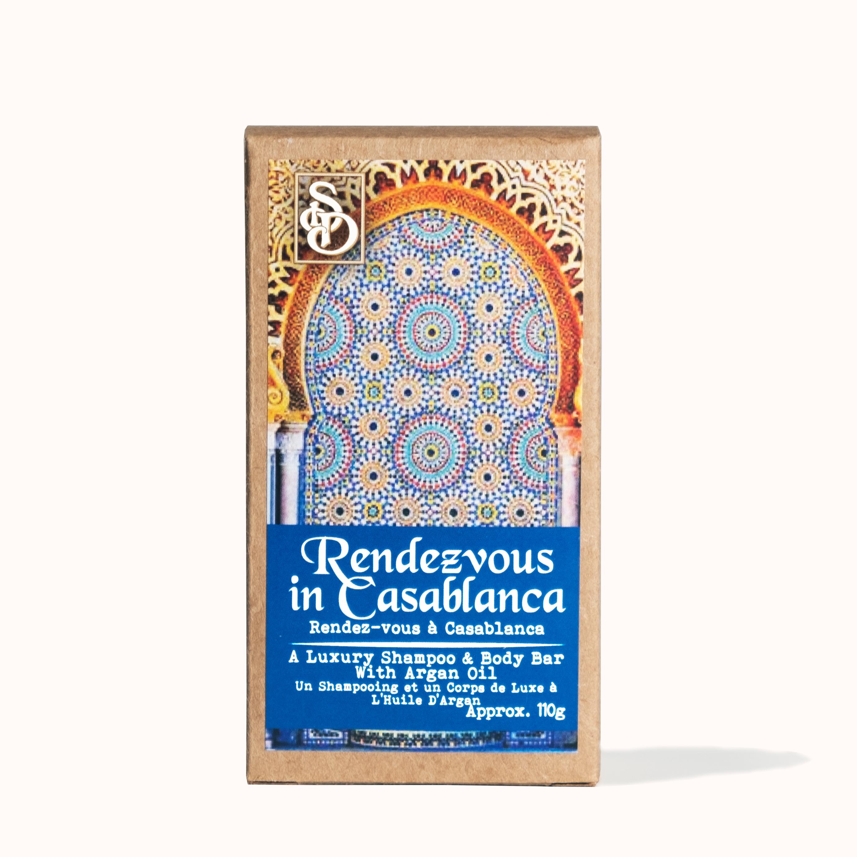 Rendezvous in Casablanca | Shampoo & Body